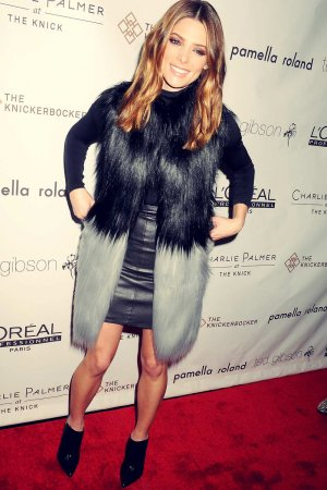 Ashley Greene attends Ted Gibson's 50th Birthday Celebration