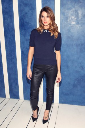 Ashley Greene attends Tory Burch Sport Store Opening
