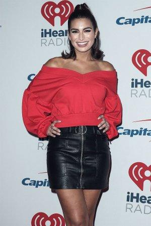 Ashley Iaconetti attends iHeartRadio Music Festival