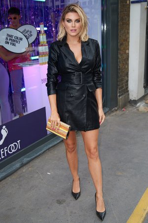 Ashley James attends Barefoot Wine's Complimentarium Launch Party