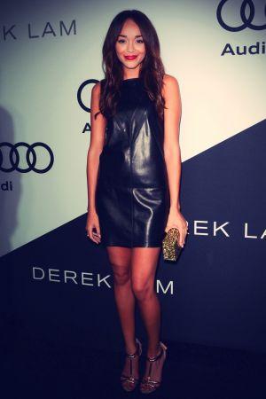 Ashley Madekwe at Audi & Derek Lam Celebrate the 2012 Emmy Awards