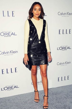 Ashley Madekwe attends 22nd Annual ELLE Women In Hollywood Awards