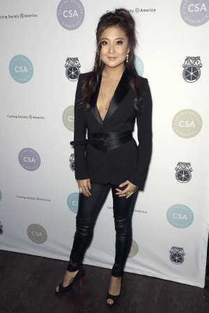 Ashley Park attends Casting Society of America's 33rd Artios Awards