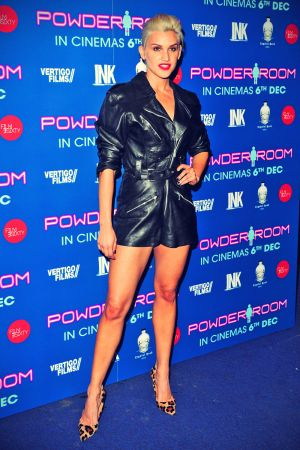 Ashley Roberts attends Powder Room premiere