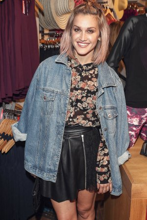 Ashley Roberts attends VIP drinks party