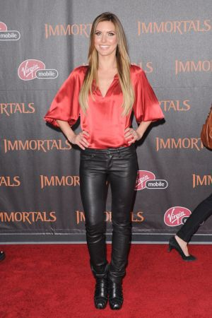 Audrina Patridge at Immortals Premiere