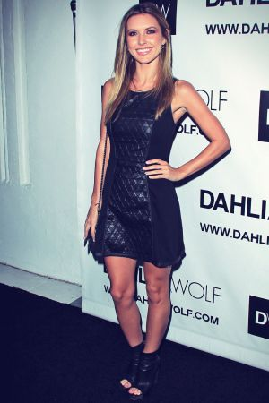 Audrina Patridge attends Fashion Community Dahlia Wolf