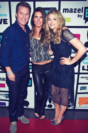 Audrina Patridge made an appearance at Watch What Happens Live