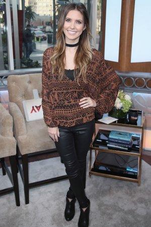 Audrina Patridge visits Hollywood Today Live