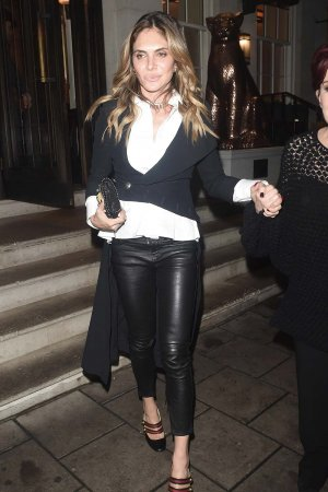 Ayda Field at 34 Restaurant