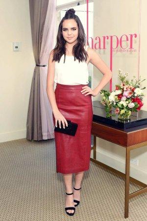 Bailee Madison attends harper x Harper's BAZAAR