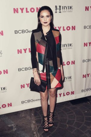 Bailee Madison attends NYLON Young Hollywood Party