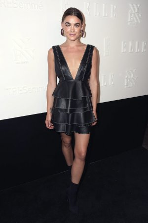 Bambi Northwood-Blyth attends Elle IMG party