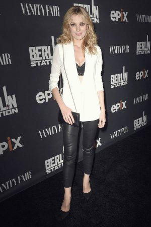 Bar Paly attends Berlin Station Premiere