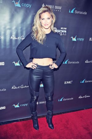 Bar Refaeli at the 11th Annual Leather & Laces Party
