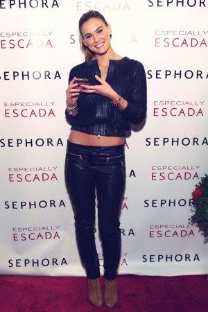 Bar Refaeli presents Especially Escada at Sephora Fifth Avenue