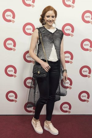Barbara Meier at the QVC + VOGUE Fashion Night