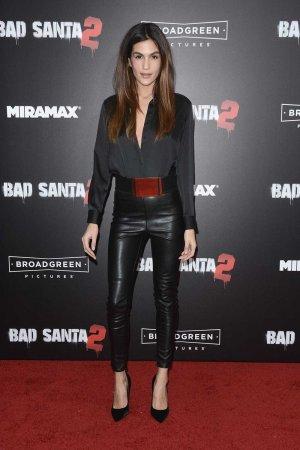 Barbara Nogueira attends the Bad Santa 2 New York Premiere
