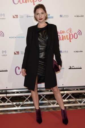 Beatrice Arnera attends Non c'e campo' movie premiere