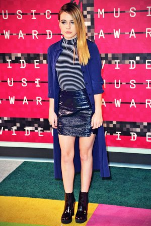Beatrice Miller attends MTV Video Music Awards