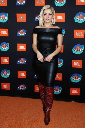 Bebe Rexha attends JBL Fest 2019
