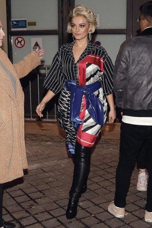Bebe Rexha visited TPMP TV show