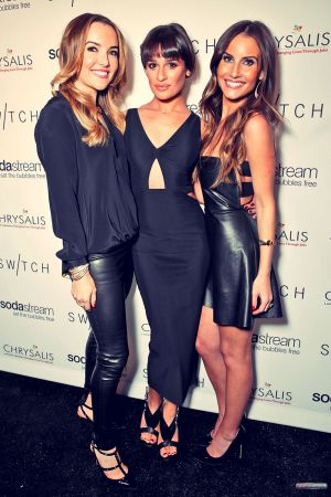Becca Tobin, Julia Cohen and Jennifer Cohen