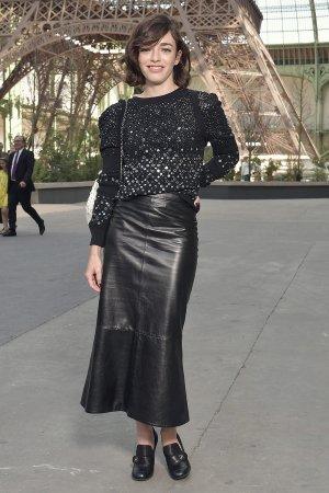 Belen Chavanne attends the Chanel Show Fall/Winter 2017