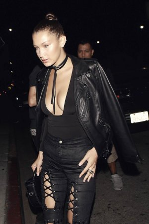 Bella Hadid at The Nice Guy