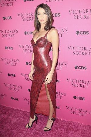 Bella Hadid attends 2017 Victoria's Secret Fashion Show