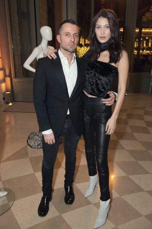 Bella Hadid attends Swarovski Celebrates 10 Seasons X Alexandre Vauthier