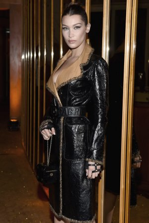 Bella Hadid attends the V-Magazin Dinner