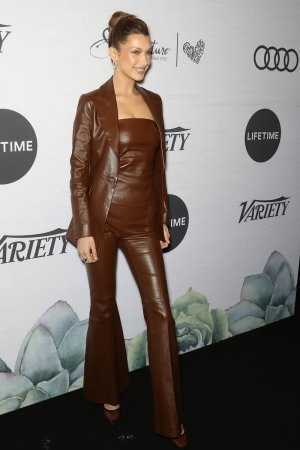 Bella Hadid attends Variety's Power of Women luncheon