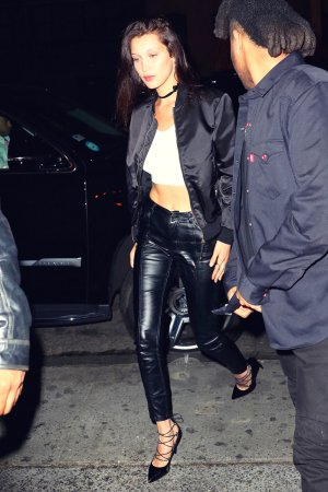 Bella Hadid out in NYC