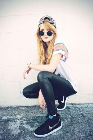 Bella Thorne Amber Asaly Photoshoot