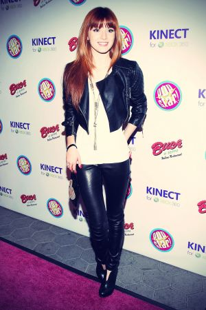 Bella Thorne at Popstar! Magazine Celebrates Their Break-through Artists Of 2012