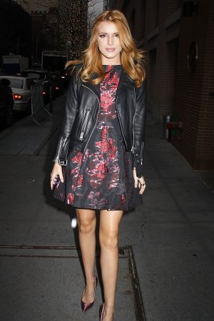 Bella Thorne at The View in NYC