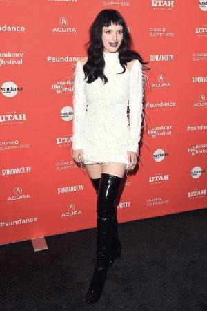 Bella Thorne attends Assassination Nation Premiere