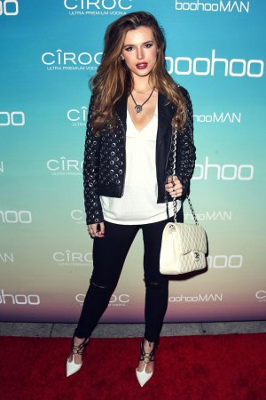 Bella Thorne attends boohoo.com Flagship LA Pop Up Store launch