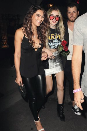 Bella Thorne & Kyra Santoro attend NYLON's annual Young Hollywood May issue event