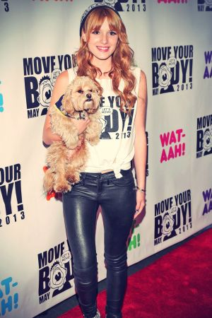 Bella Thorne Move Your Body Flash Workout