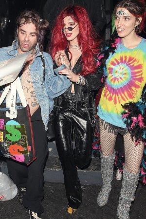 Bella Thorne night out in LA