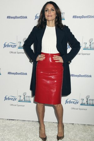 Bethenny Frankel at Fabreze Promotion