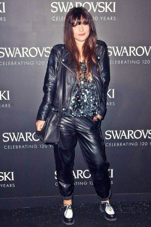 Betty Autier attends Swarovski 120 X Rizzoli Exhibition & Cocktail at PFW SS 2016