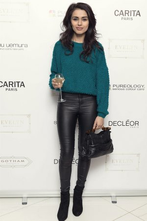 Bhavna Limbachia at the Evelyn House of Hair and Beauty VIP night party