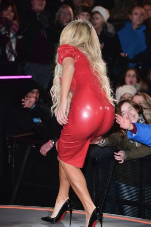 Bianca Gascaoigne at Celebrity Big Brother 2017 Live