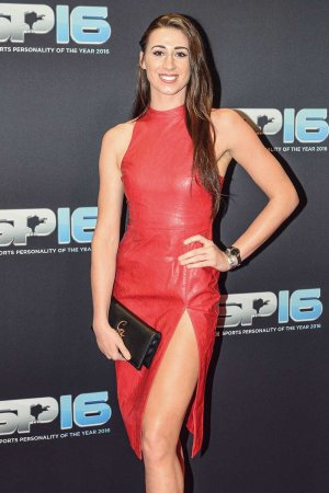 Bianca Walkden attends BBC Sports Personality Of The Year