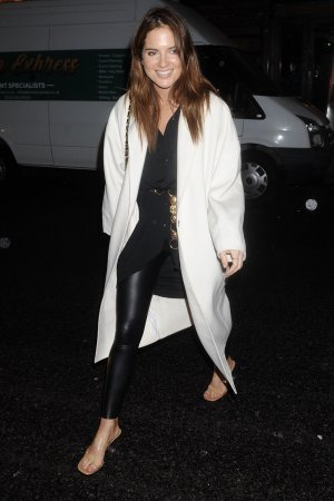 Binky Felstead attends Designer Exchange Party