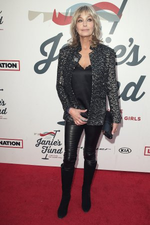 Bo Derek attends Inaugural Janie's Fund Gala & Grammy Viewing Party