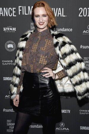 Breeda Wool attends the 'XX' Premiere